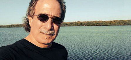 Photo of Joe Cioffi, CEO of ClickAndGo Wayfinding